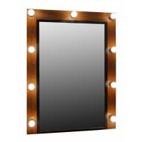 """Зеркало визажиста """"Barber jack-2"""" c лампами"""