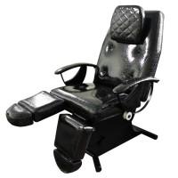 """Педикюрное косметологическое кресло """"НАДИН"""" (Электропривод, 2 мотора)(высота 530 - 800мм)"""